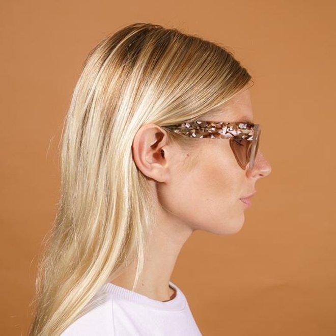 Pilgrim Premium Mali Sunglasses Rose