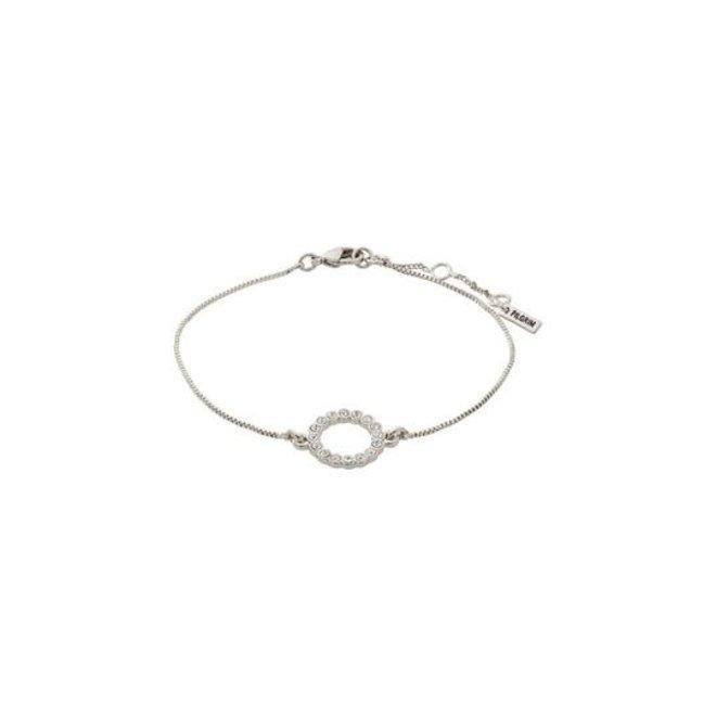 Pilgrim Daisy Crystal Bracelet