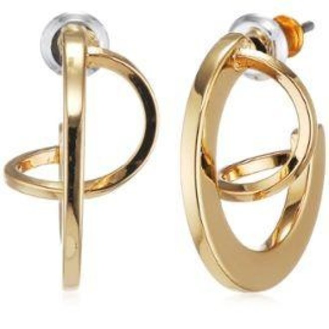 Pilgrim Lyra Earrings