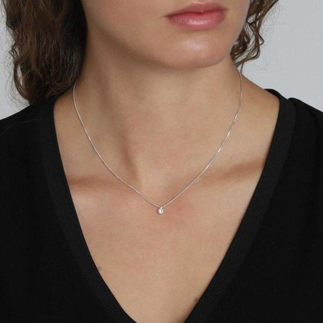 Collier cristal Pilgrim Lucia