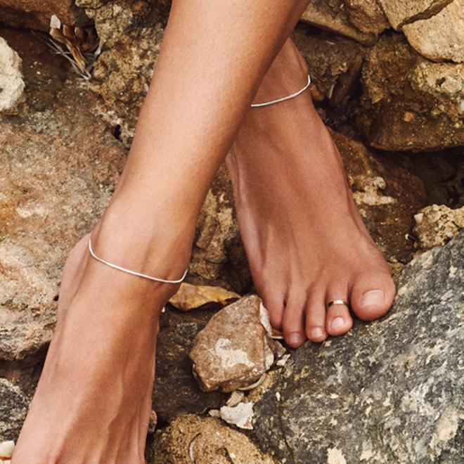 Pilgrim Ankle Chain