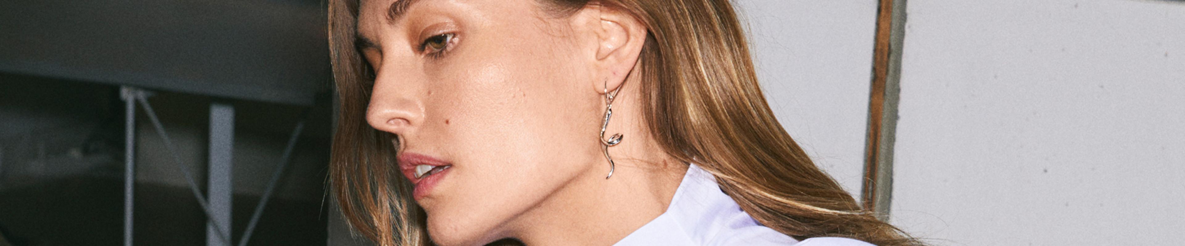 Boucles d'oreilles audacieuses