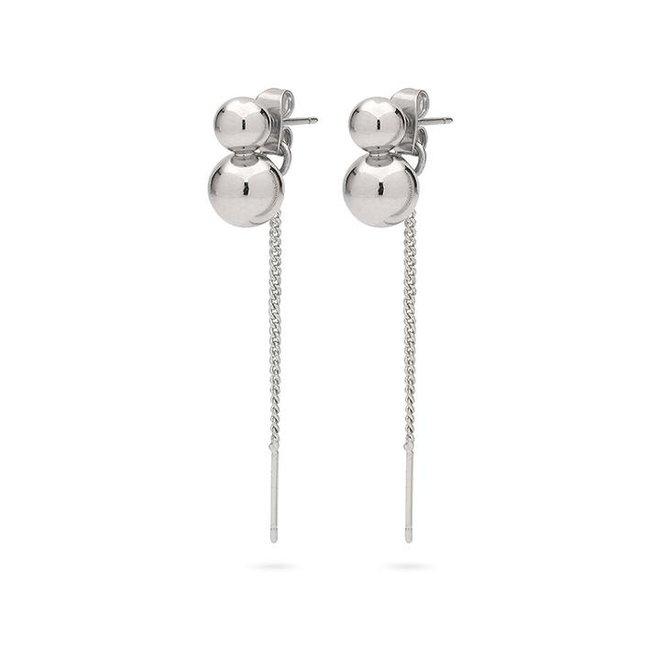 Pilgrim Poe Drop Earrings