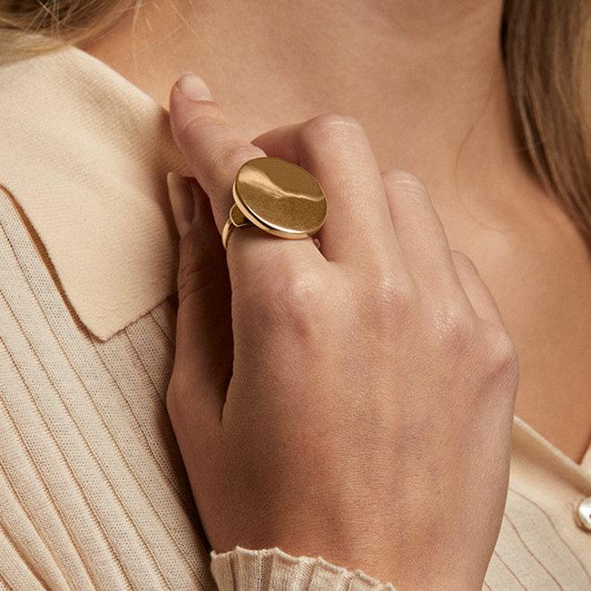 Pilgrim Florie Ring