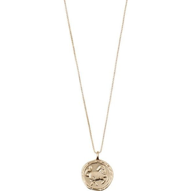 Pilgrim Horoscope Necklace Aries