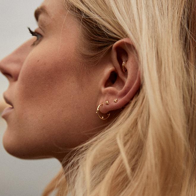 Pilgrim Gracefulness Earring Set