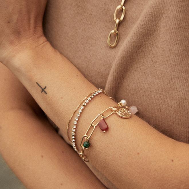 Pilgrim Compassion 2-in-1 Bracelet