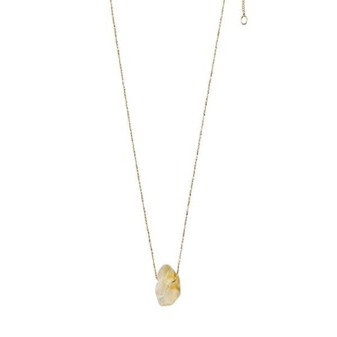 Pilgrim Solar Plexus Chakra Necklace