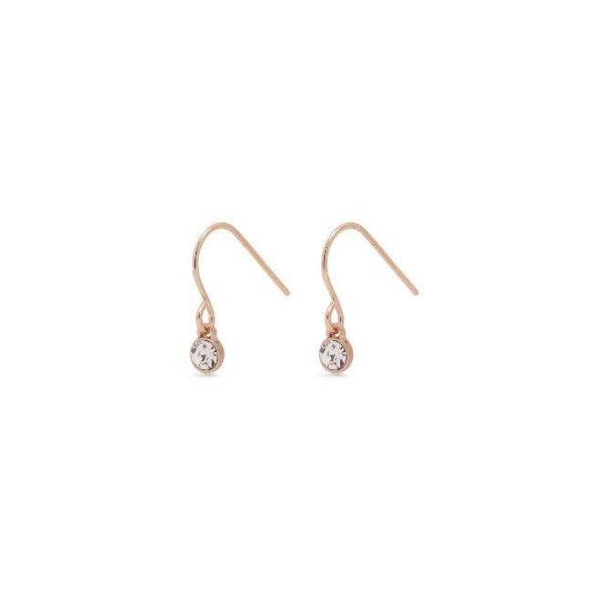 Pilgrim Lucia Crystal Earrings