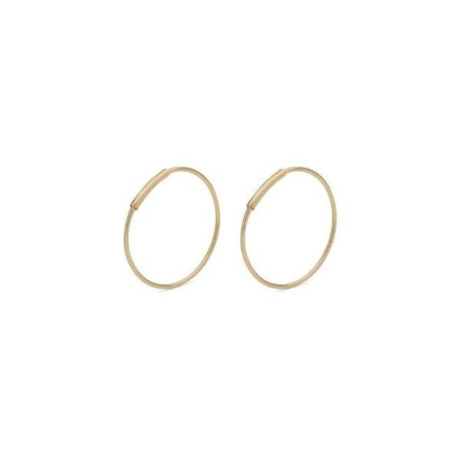 Mini anneaux Pilgrim Raquel 19 mm