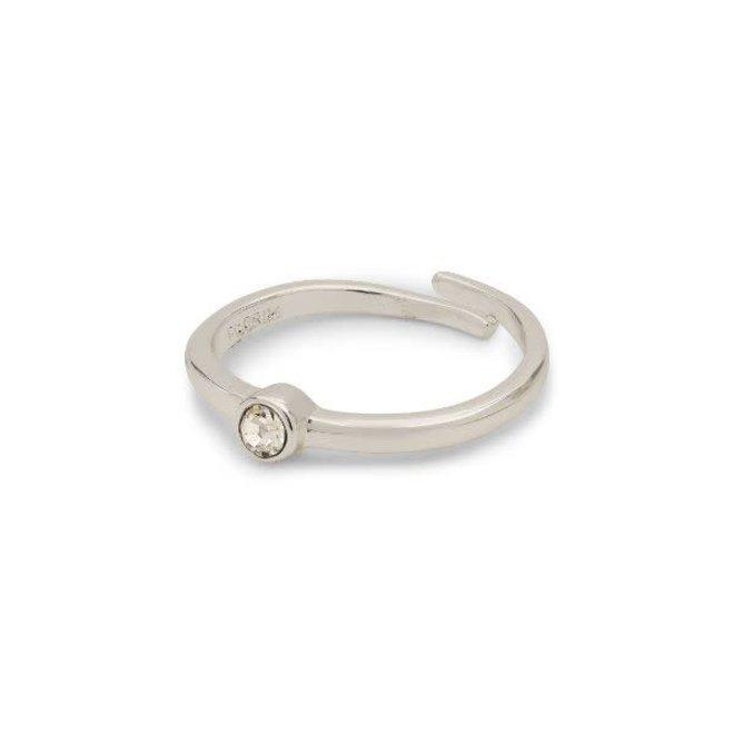 Pilgrim Lulu Crystal Ring