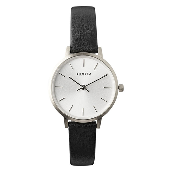 Pilgrim Nerine Leather Watch