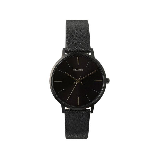 Pilgrim Sacha Leather Watch