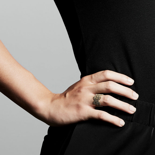 Pilgrim Bente Ring