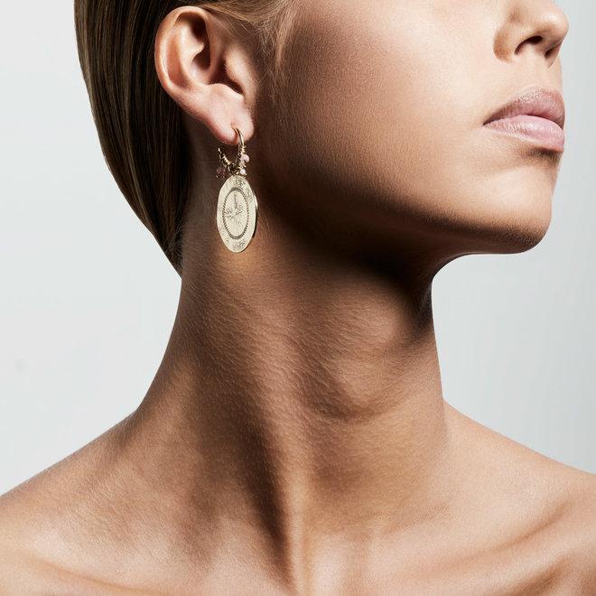Pilgrim Nomad Statement Earrings
