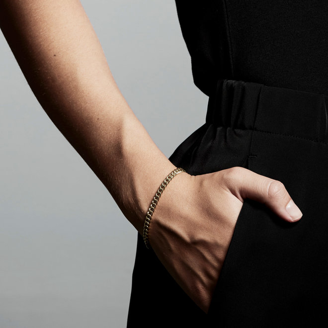 Bracelet Pilgrim Fuchsia