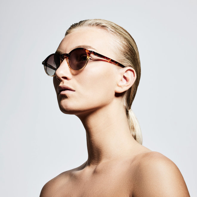 Pilgrim Roxanne Sunglasses Tortoise