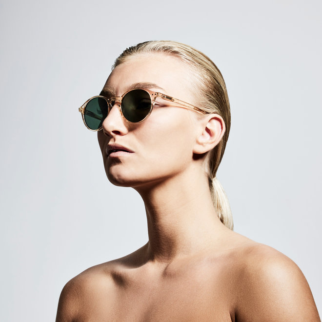 Pilgrim Roxanne Sunglasses Nude