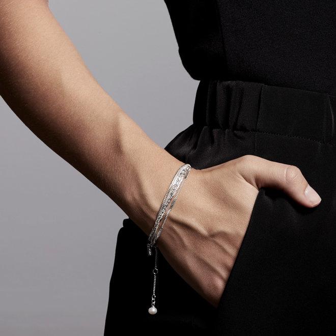 Pilgrim Katherine Layered Bracelet