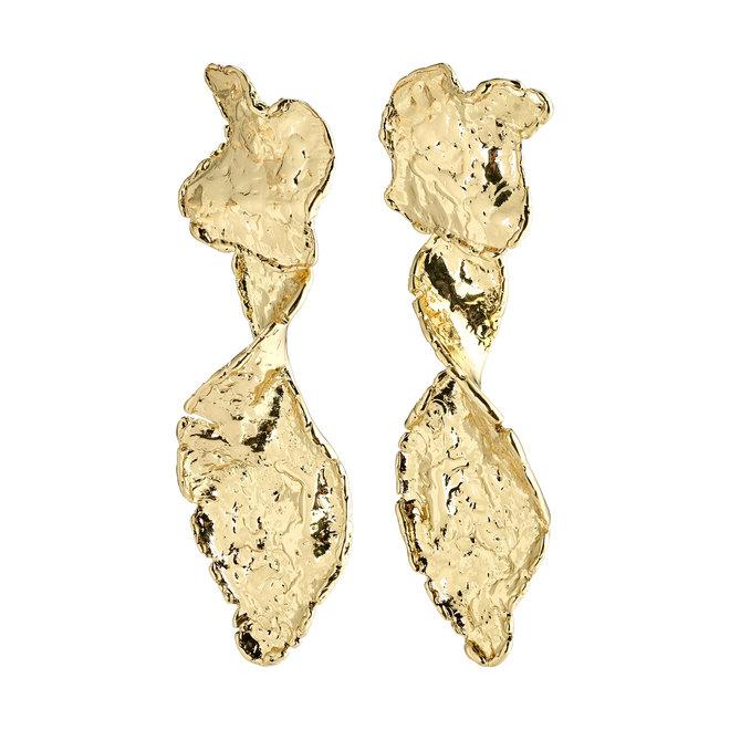 Boucles d'oreilles audacieuses Pilgrim Boussole