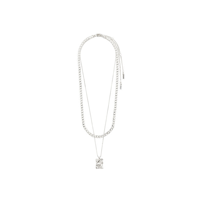 Pilgrim Bathilda 2-in-1 Necklace