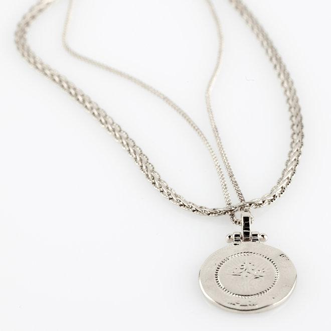 Pilgrim Nomad 2-in-1 Necklace