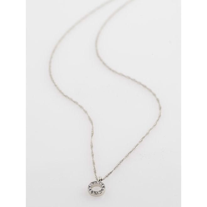 Pilgrim Tessa Crystal Necklace