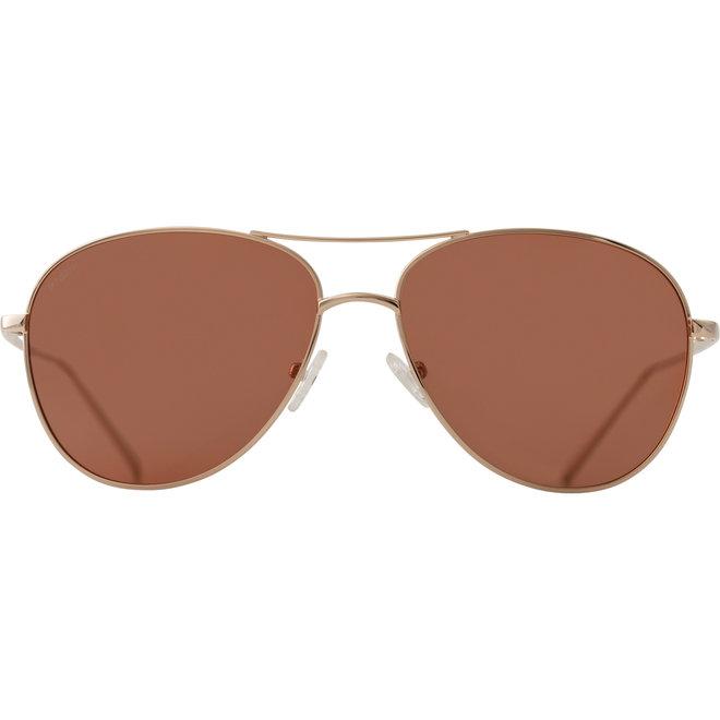Pilgrim Nani Sunglasses Orange