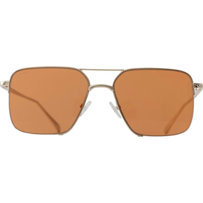 Pilgrim Sage Sunglasses Orange