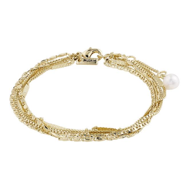 Bracelet superposé Pilgrim Katherine