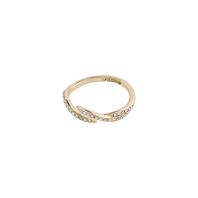 Pilgrim Katherine Crystal Ring