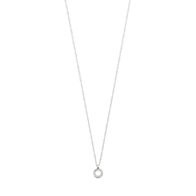 Pilgrim Tessa Crystal Necklace