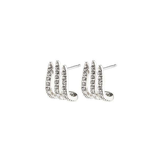 Pilgrim Kaylee Crystal Earrings