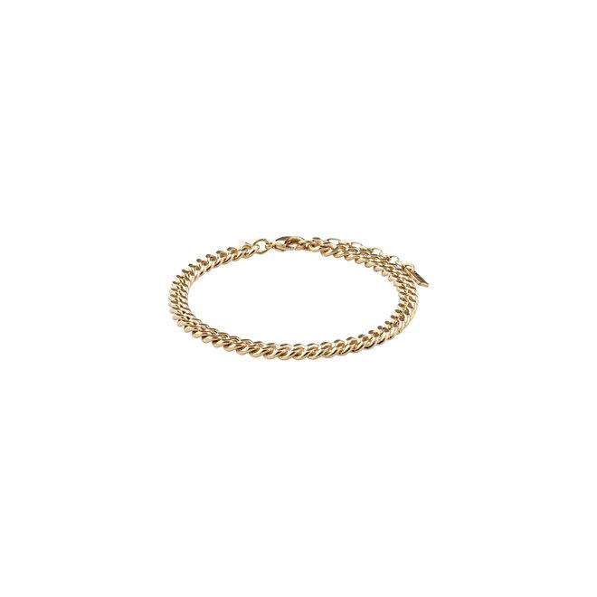 Pilgrim Fuchsia Bracelet
