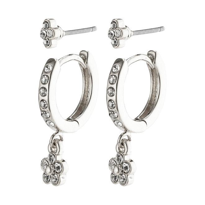 Pilgrim Sylvia Earrings Set