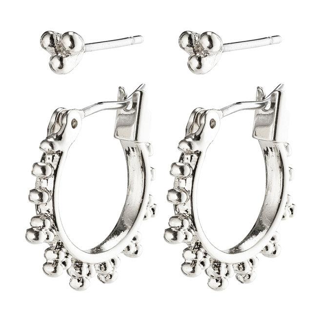 Pilgrim Kate Earrings Set