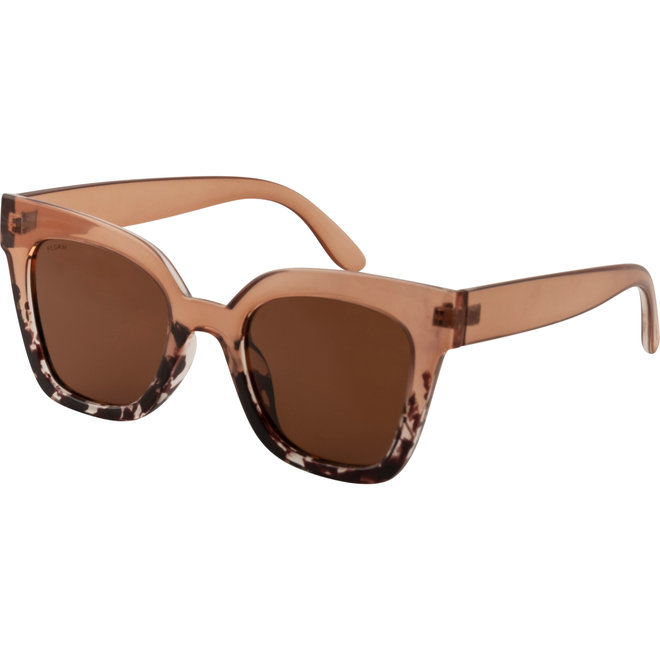 Pilgrim Ellera Sunglasses Brown