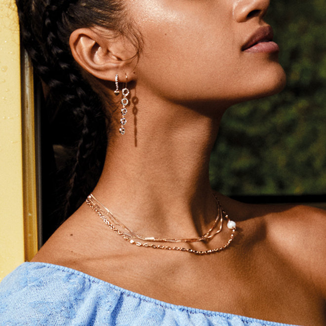 Pilgrim Katherine 2-in-1 Necklace