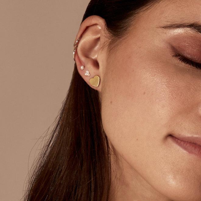 Petites boucles d'oreilles Pilgrim Vivi