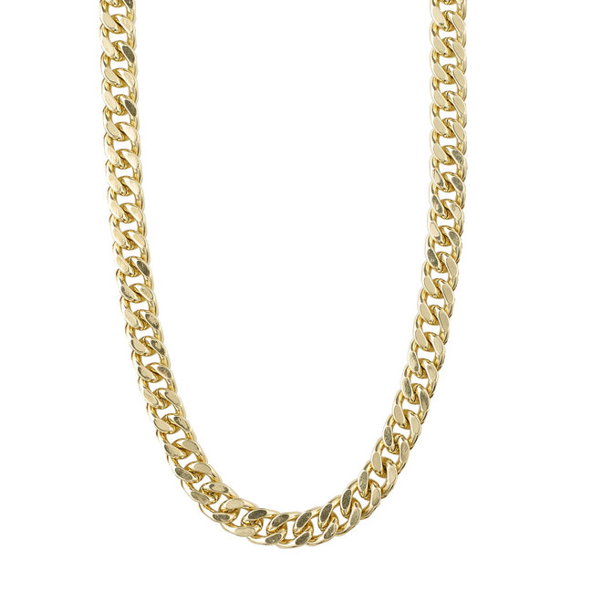 Pilgrim Radiance Chain Necklace