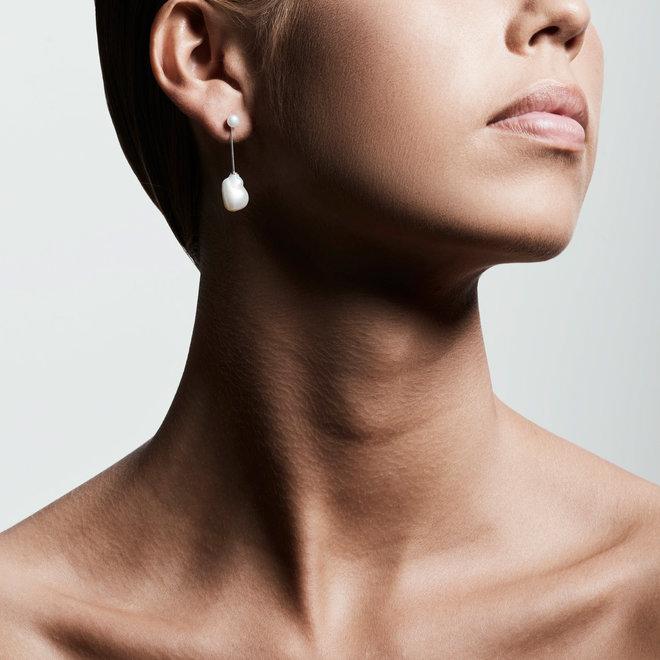 Pilgrim Enchantment 2-in-1 Pearl Earrings
