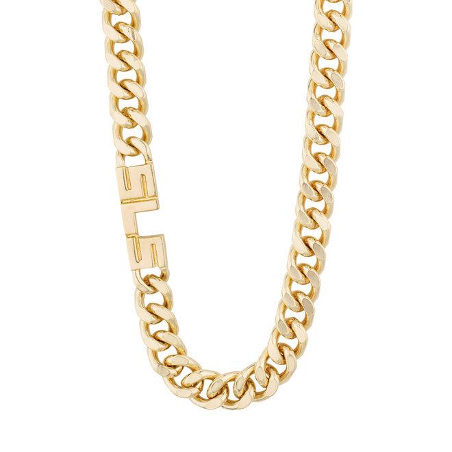 PILGRIM X SLS Large chain Necklace
