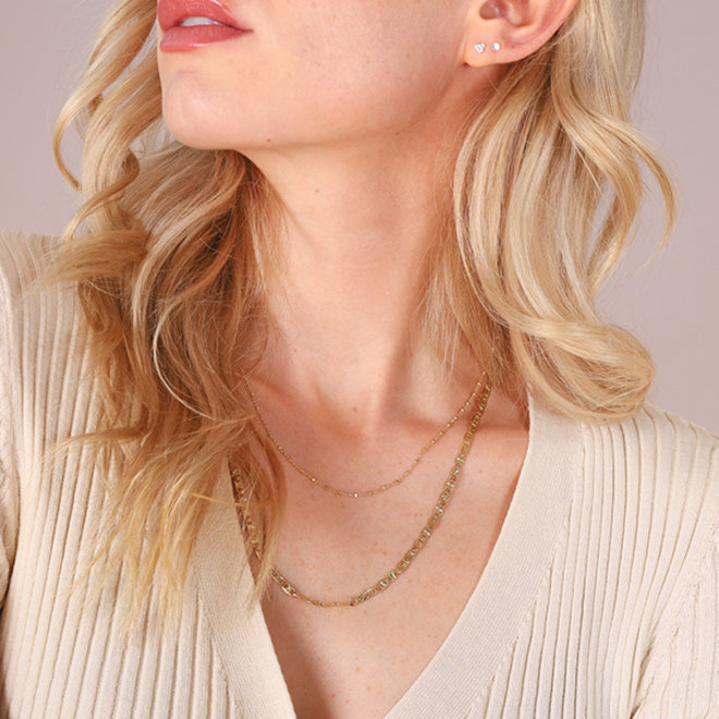Pilgrim Intuition 2-in-1 Necklace