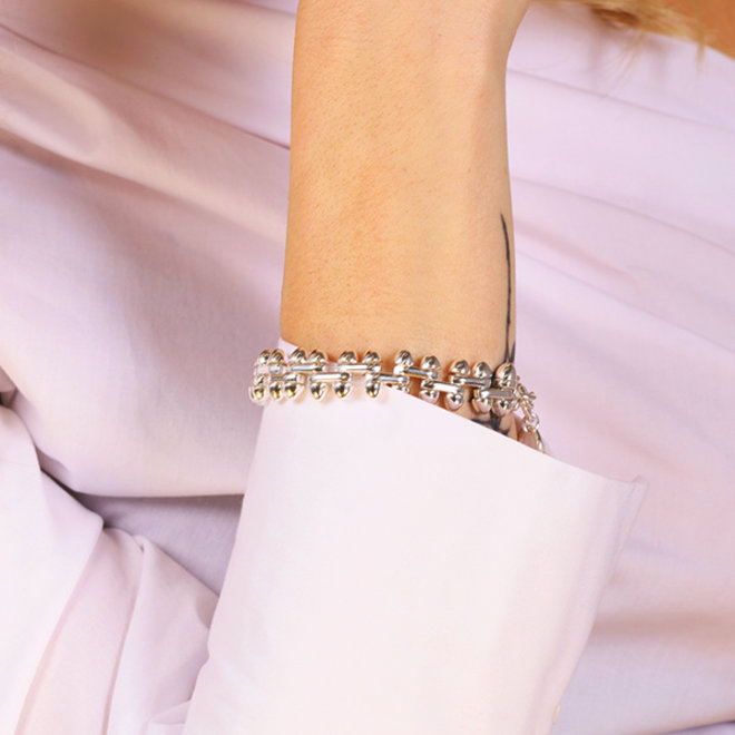 Pilgrim Affection Bracelet