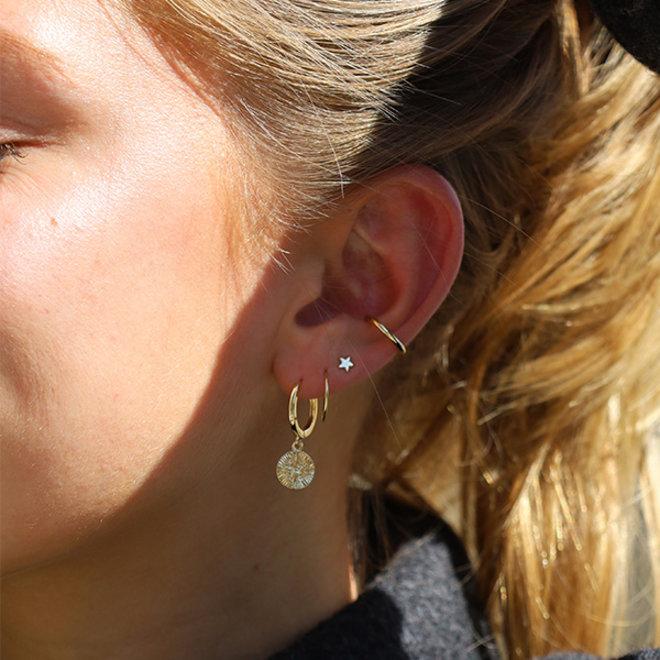Pilgrim Regina Earring Set