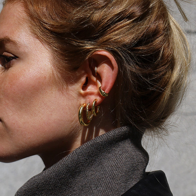 Pilgrim Helga Ear Cuff Set