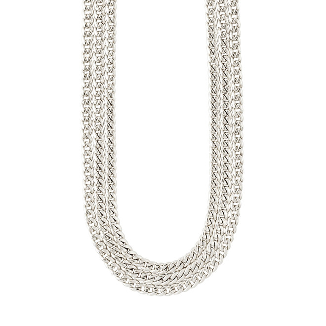 Pilgrim Authenticity Layered Necklace