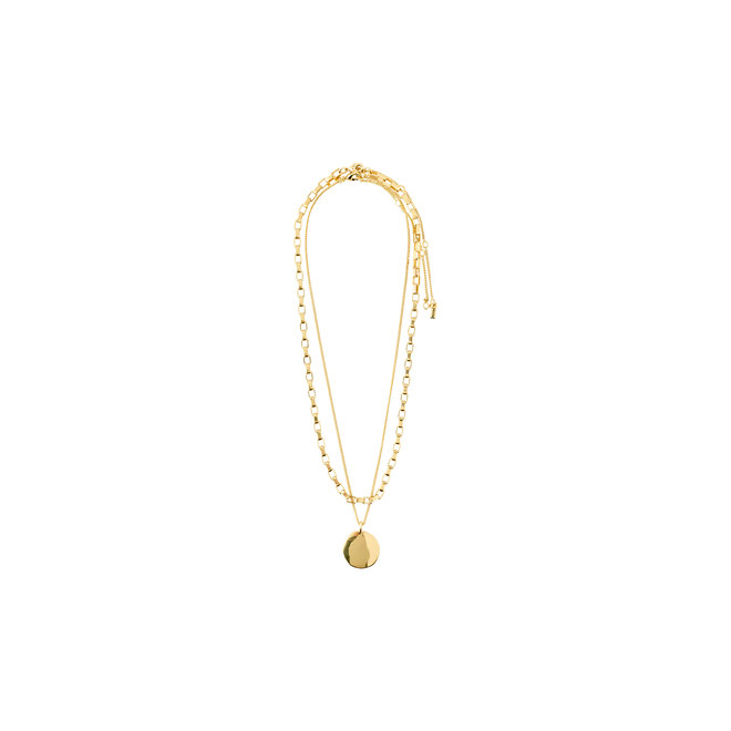 Pilgrim Clarity 2-in-1 Necklace