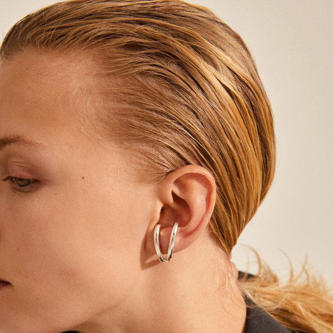 Pilgrim Clarity Cuff Earrings