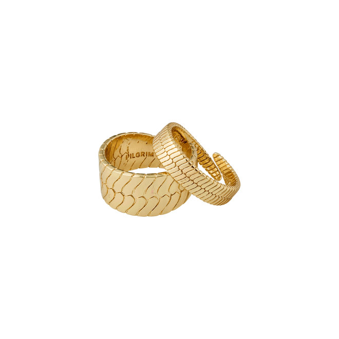 Pilgrim Kelly Ring Set